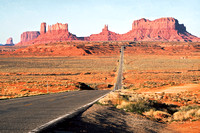 Highway 163 - Into Monument Valley - _MG_6169